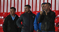 fans<br /> <br /> Photographer Dave Howarth/CameraSport<br /> <br /> EFL Leasing.com Trophy - Northern Section - Group B - Tuesday 3rd September 2019 - Accrington Stanley v Fleetwood Town - Crown Ground - Accrington<br />  <br /> World Copyright © 2019 CameraSport. All rights reserved. 43 Linden Ave. Countesthorpe. Leicester. England. LE8 5PG - Tel: +44 (0) 116 277 4147 - admin@camerasport.com - www.camerasport.com