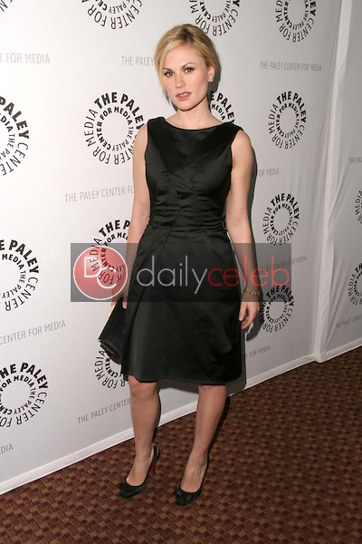 Anna Paquin<br />at 'True Blood' presented by the Twenty-Sixth Annual William S. Paley Television Festival. Arclight Cinerama Dome, Hollywood, CA. 04-13-09<br />Dave Edwards/DailyCeleb.com 818-249-4998