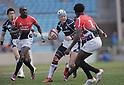 Yoshikazu Fujita (JPN), APRIL, 2012 - Rugby : HSBC Sevens World Series Tokyo Sevens 2012, between Japan 17-24 Kenya at Chichibunomiya Rugby Stadium, Tokyo, Japan. (Photo by Atsushi Tomura /AFLO SPORT) [1035]