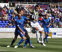 Inverness Caledonian Thistle v St Mirren 030813