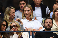FLUSHING NY- SEPTEMBER 08: Karlie Kloss is seen watching Rafael Nadal  Vs Daniil Medvedev during the men's finals on Arthur Ashe Stadium at the USTA Billie Jean King National Tennis Center on September 8, 2019 in Flushing Queens. <br /> CAP/MPI04<br /> ©MPI04/Capital Pictures