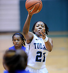 Tulane women's basketball defeats UNO, 86-39, at Fogelman Arena and push their record to 4-0.