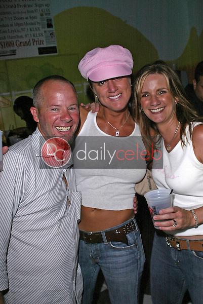 Heidi Hamilton<br /> at the Beck's Beer &quot;Perfect Pair&quot; Contest, Big Wangs, Hollywood, CA 07-15-05<br /> Jason Kirk/DailyCeleb.com 818-249-4998