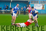 KOR's Diarmuid O'Sullivan  Kerins O Rahillys v Dingle in their Division One clash at Strand Road, Tralee on Sunday