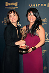 LOS ANGELES - APR 29: Winners at The 43rd Daytime Creative Arts Emmy Awards Gala at the Westin Bonaventure Hotel on April 29, 2016 in Los Angeles, California