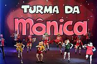 Sao Paulo (SP),23/01/2020 - Turma da Monica O Show - Apos turne internacional o consagrado espetaculo Turma da Monica O Show esta de volta a Sao Paulo no Teatro Santander. Nesta quinta-feira (23). (Foto: Jorge Bevilacqua/Codigo 19/Codigo 19)