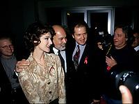 Celine Dion au gala de l'ADISQ<br /> dans les annees 90<br /> (date inconnue)<br /> <br /> PHOTO D'ARCHIVE : Agence Quebec Presse
