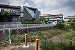 Tokyo, June 4 2013 - House in Wakabadai by Satoshi Okada Architects.