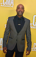 NASHVILLE, TN - NOVEMBER 1: Darius Rucker on the Macy's Red Carpet at the 46th Annual CMA Awards at the Bridgestone Arena in Nashville, TN on Nov. 1, 2012. © mpi99/MediaPunch Inc. /NortePhoto
