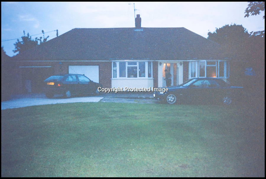 BNPS.co.uk (01202 558833)<br /> Pic: BNPS<br /> <br /> The original bungalow. <br /> <br /> Plucky Carol Sullivan turned a £160,000 black hole left by cowboy builders into one million pound house - after building her dream home herself.<br /> <br /> Carol was left severley out of pocket after her luxury home was built with sub-standard mortar - meaning the whole structure had to be pulled down when the project was half way through.<br /> <br /> After firing the builders and waving goodbye to £160,000, undaunted Carol(50) enrolled on a bricklaying course at her local college and learned how to build the house herself. <br /> <br /> Further courses in carpentry and plumbing  have enabled determined Carol to complete the project in a year. The house is now thought to worth £1 million.