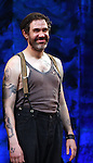 Kevin Del Aguila.during the Broadway Opening Night Performance Curtain Call for 'Peter And The Starcatcher' at the Brooks Atkinson Theatre on 4/15/2012 in New York City.