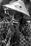 Malinke woman, a extended ethnicity in Mali.