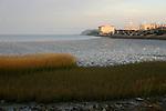 San Francisco Bay in Burlingame