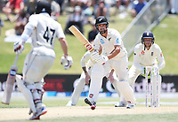 23rd November 2019; Mt Maunganui, New Zealand;  Colin de Grandhomme during play on Day 3, 1st Test match between New Zealand versus England. International Cricket at Bay Oval, Mt Maunganui, New Zealand.  - Editorial Use