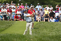 Kevin Kisner (USA) tees off on the 4th hole during the final round of the 100th PGA Championship at Bellerive Country Club, St. Louis, Missouri, USA. 8/12/2018.<br /> Picture: Golffile.ie   Brian Spurlock<br /> <br /> All photo usage must carry mandatory copyright credit (© Golffile   Brian Spurlock)