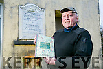 Bertie O'Connor , Ballyduff unveiling memorial March 13th to Michael Mulvihill, killed in 1916 near GPO