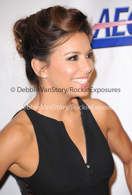 Eva Longoria attends 13th Annual El Sueño de Esperanza Gala at Club Nokia in Los Angeles, California on September 24,2013                                                                               © 2013 Hollywood Press Agency