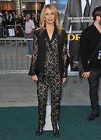 Rosanna Arquette at the Los Angeles premiere of &quot;Draft Day&quot; at the Regency Village Theatre, Westwood.<br /> April 7, 2014  Los Angeles, CA<br /> Picture: Paul Smith / Featureflash
