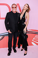NEW YORK, NY - JUNE 3:  Bella Hadid and Michael Kors at the 2019 CFDA Fashion Awards at the Brooklyn Museum of Art on June 3, 2019 in New York City. <br /> CAP/MPI/DC<br /> ©DC/MPI/Capital Pictures