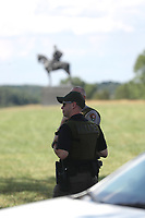 Stonewall Jackson Monument at Manassas Battlefield