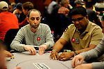 Team Pokerstars Pros Barry Greenstein and Victor Ramdin