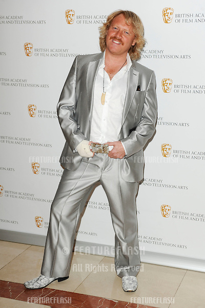 Comedian, Leigh Francis arrives for the BAFTA Craft Awards 2010 at the London Hilton, Park Lane, London. 23/05/2010  Picture by Steve Vas/Featureflash