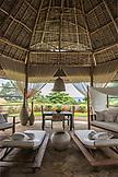 ZANZIBAR, Nungwi Beach, an indoor Suite Terrace at the Gema Resort