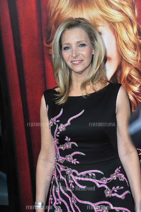"""Lisa Kudrow at the premiere of her HBO TV series """"The Comeback"""" at the El Capitan Theatre, Hollywood.<br /> November 5, 2014  Los Angeles, CA<br /> Picture: Paul Smith / Featureflash"""
