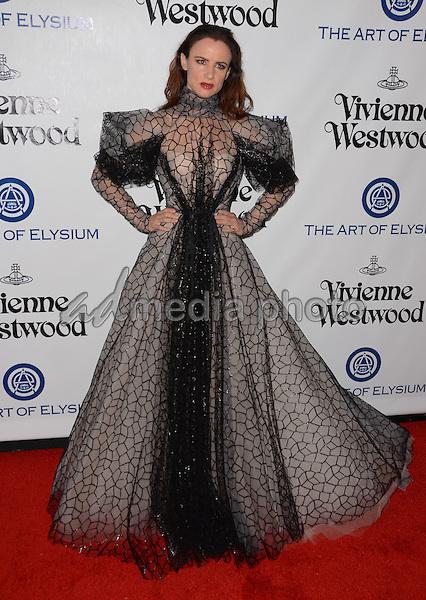 09 January  - Los Angeles, Ca - Juliette Lewis. Arrivals for The Art of Elysium's Presents Vivienne Westwood & Andreas Kronthaler's 2016 HEAVEN Gala held at 3Labs. Photo Credit: Birdie Thompson/AdMedia
