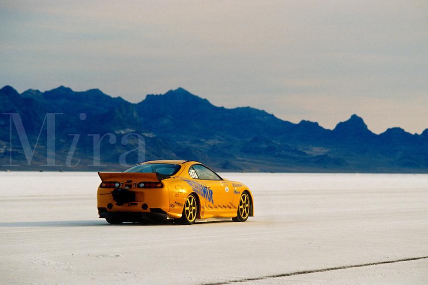 Speed Week Bonneville Salt Flats #1516 E/BGCC 1993 Toyota Supra