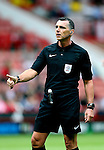 Referee Neil Swarbrick during the League One match at Bramall Lane Stadium, Sheffield. Picture date: September 17th, 2016. Pic Simon Bellis/Sportimage