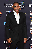 Jason Puncheon arriving for the BT Sport Industry Awards 2018 at the Battersea Evolution, London, UK. <br /> 26 April  2018<br /> Picture: Steve Vas/Featureflash/SilverHub 0208 004 5359 sales@silverhubmedia.com