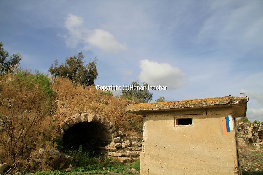 Israel, Israel Trail near Beit Hanania
