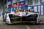 Daniel Abt of Germany from Audi Sport ABT Schaeffler competes in the Formula E Qualifying Session 2 during the FIA Formula E Hong Kong E-Prix Round 2 at the Central Harbourfront Circuit on 03 December 2017 in Hong Kong, Hong Kong. Photo by Victor Fraile / Power Sport Images