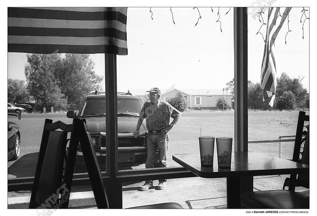 Palominas, Arizona, July 4, 2003.