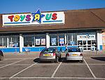 Toys R Us shop, Copdock, Ipswich, Suffolk, England