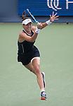 Garbine Muguruza (ESP) defeated Karolina Pliskova (CZE) 6-3, 6-2