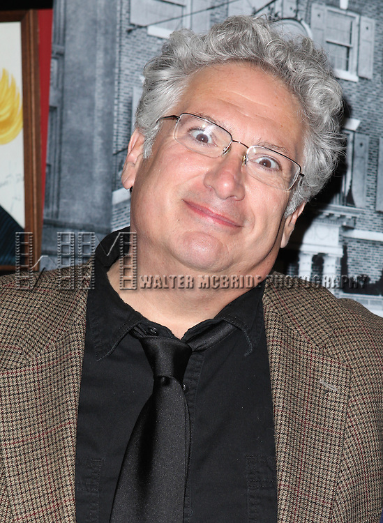 Harvey Fierstein.attending The Little/Helen Hayes Theatre Celebrates 100 Reception at Sardi's in New York City on 5/24/2012 © Walter McBride/WM Photography .
