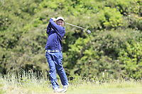 Gavin Fitzmaurice (Balcarrick) during the 1st round of the East of Ireland championship, Co Louth Golf Club, Baltray, Co Louth, Ireland. 02/06/2017<br /> Picture: Golffile | Fran Caffrey<br /> <br /> <br /> All photo usage must carry mandatory copyright credit (&copy; Golffile | Fran Caffrey)