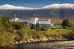 The Mount Washington Hotel, Bretton Woods, NH, USA