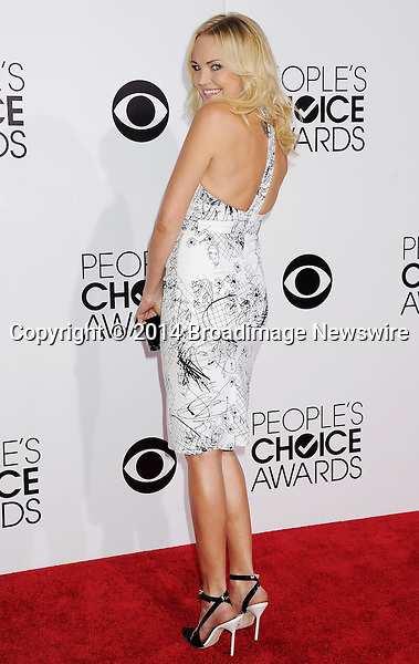 Pictured: Malin Akerman<br /> Mandatory Credit &copy; Gilbert Flores /Broadimage<br /> 2014 People's Choice Awards <br /> <br /> 1/8/14, Los Angeles, California, United States of America<br /> Reference: 010814_GFLA_BDG_241<br /> <br /> Broadimage Newswire<br /> Los Angeles 1+  (310) 301-1027<br /> New York      1+  (646) 827-9134<br /> sales@broadimage.com<br /> http://www.broadimage.com