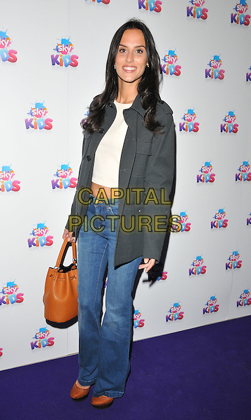 Lucy Watson at the Sky Kids Cafe VIP launch party, The Vinyl Factory, Marshall Street, London, England, UK, on Sunday 29 May 2016.<br /> CAP/CAN<br /> &copy;CAN/Capital Pictures