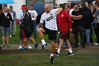 Büttelborn 25.08.2017: SKV Old Boys vs. Eintracht Frankfurt Traditionsmannschaft<br /> Thomas Zampach (Eintracht Frankfurt Traditionsmannschaft)<br /> Foto: Vollformat/Marc Schüler, Schäfergasse 5, 65428 R'heim, Fon 0151/11654988, Bankverbindung KSKGG BLZ. 50852553 , KTO. 16003352. Alle Honorare zzgl. 7% MwSt.