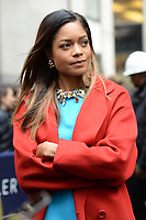 www.acepixs.com<br /> November 16, 2017 New York City<br /> <br /> Naomie Harris attending the 'Swarovski Star' photocall at Rockefeller Center on November 16, 2017 in New York City.<br /> <br /> Credit: Kristin Callahan/ACE Pictures<br /> <br /> Tel: 646 769 0430<br /> Email: info@acepixs.com