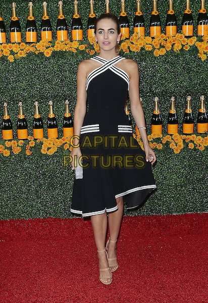17 October 2015 - Pacific Palisades, California - Camilla Belle. Sixth-Annual Veuve Clicquot Polo Classic, Los Angeles held at Will Rogers State Historic Park. <br /> CAP/ADM/FS<br /> &copy;FS/ADM/Capital Pictures