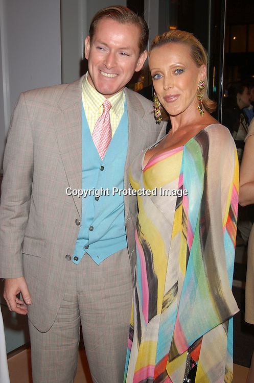 Montgomery Frasier and High Voltage                         ..at the Hugo Boss and Vanity Fair present: Positive Negatives, a Celebrity Photography Auction to Benefit ACRIA on September 10, 2003 at the Hugo Boss Store in NYC. Photo By Robin Platzer, Twin Images