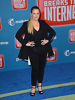 "LOS ANGELES, CA. November 05, 2018: Melissa Joan Hart at the world premiere of ""Ralph Breaks The Internet"" at the El Capitan Theatre.<br /> Picture: Paul Smith/Featureflash"