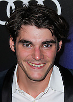 WEST HOLLYWOOD, CA, USA - AUGUST 21: RJ Mitte at the Audi Emmy Week Celebration 2014 held at Cecconi's Restaurant on August 21, 2014 in West Hollywood, California, United States. (Photo by Xavier Collin/Celebrity Monitor)