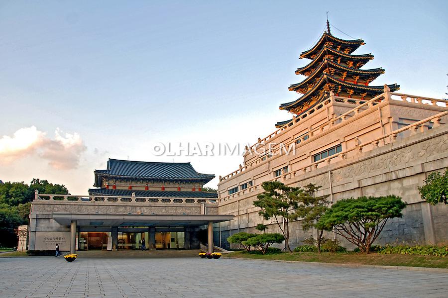 Museu do Folclore, The National Folk Museum. Seul. Coréia do Sul. 2009. Foto de Thaïs Falcão.