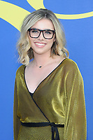 BROOKLYN, NY - JUNE 4: Delaney Tarr at the 2018 CFDA Fashion Awards at the Brooklyn Museum in New York City on June 4, 2018. <br /> CAP/MPI/JP<br /> &copy;JP/MPI/Capital Pictures
